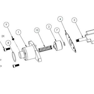 PM07-18 - Powervalve assembly