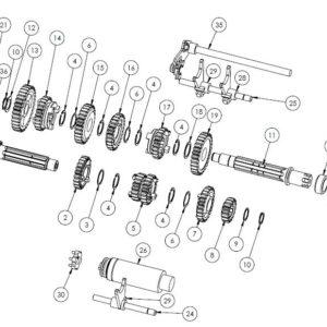 PM07-18 - Transmission Assembly