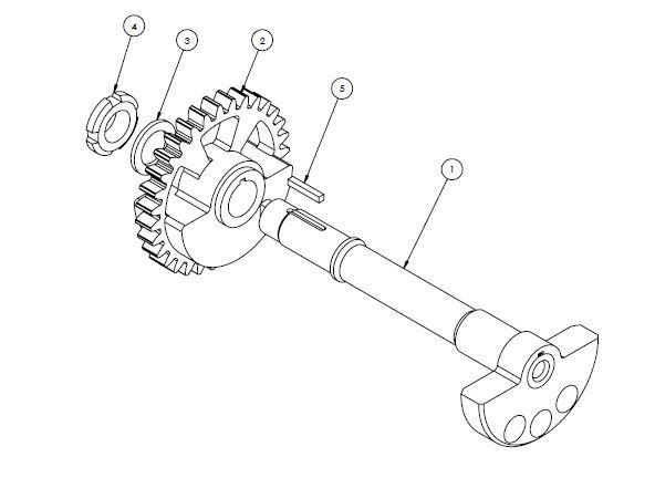 PM07-18 - Balancer assembly