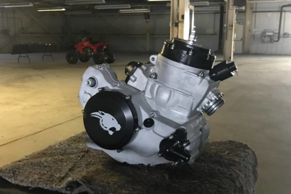 front complete engine