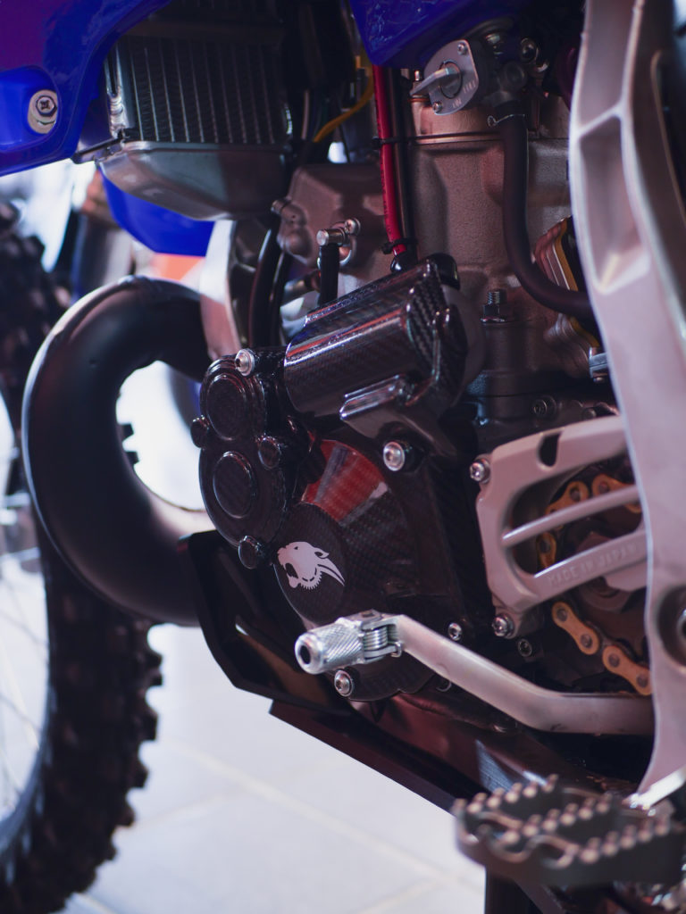 7 reasons to install an electric starter on your dirt bike