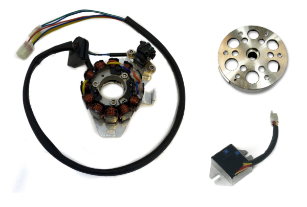 CR500 110w charging kit no logo